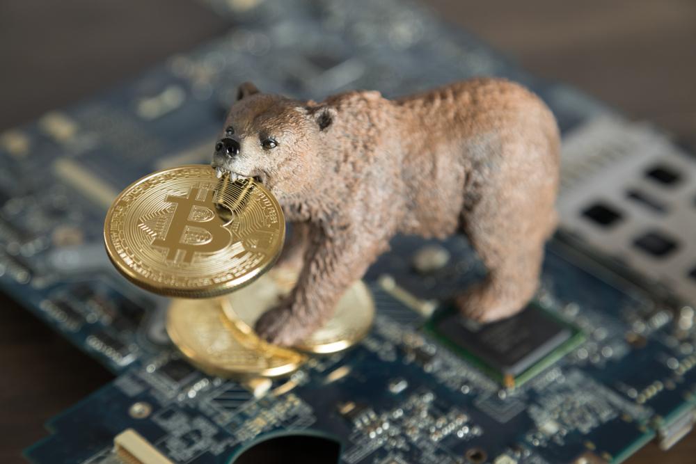 Bitcoin BTC Bear
