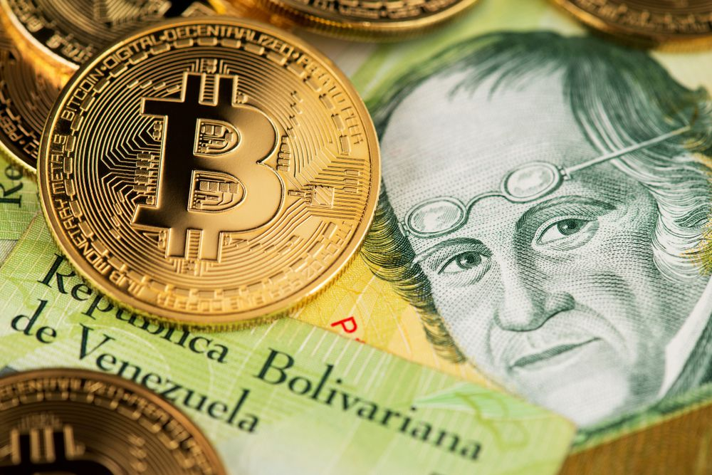 Bitcoin BTC Bolivar