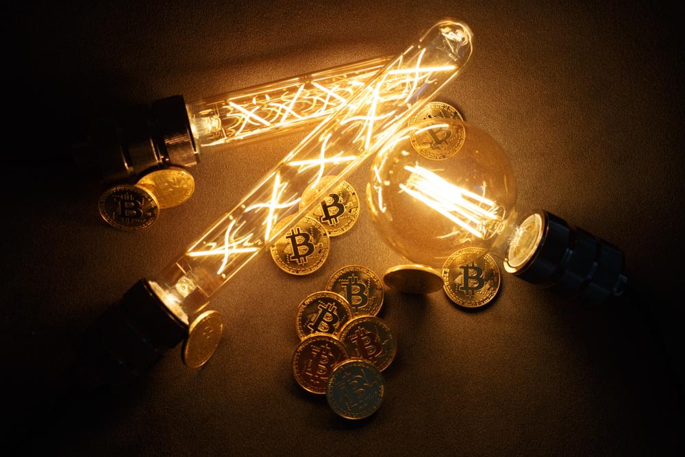 Bitcoin Electricity Mining