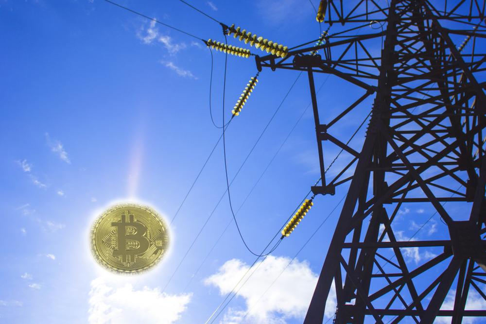 Bitcoin Electricity Energy