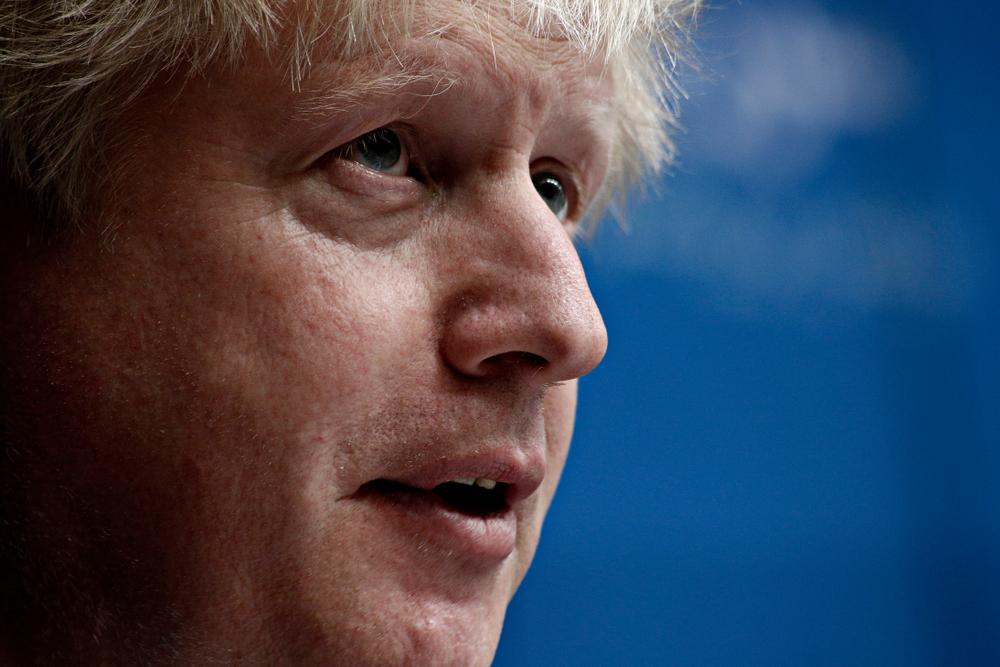 Boris Johnson UK