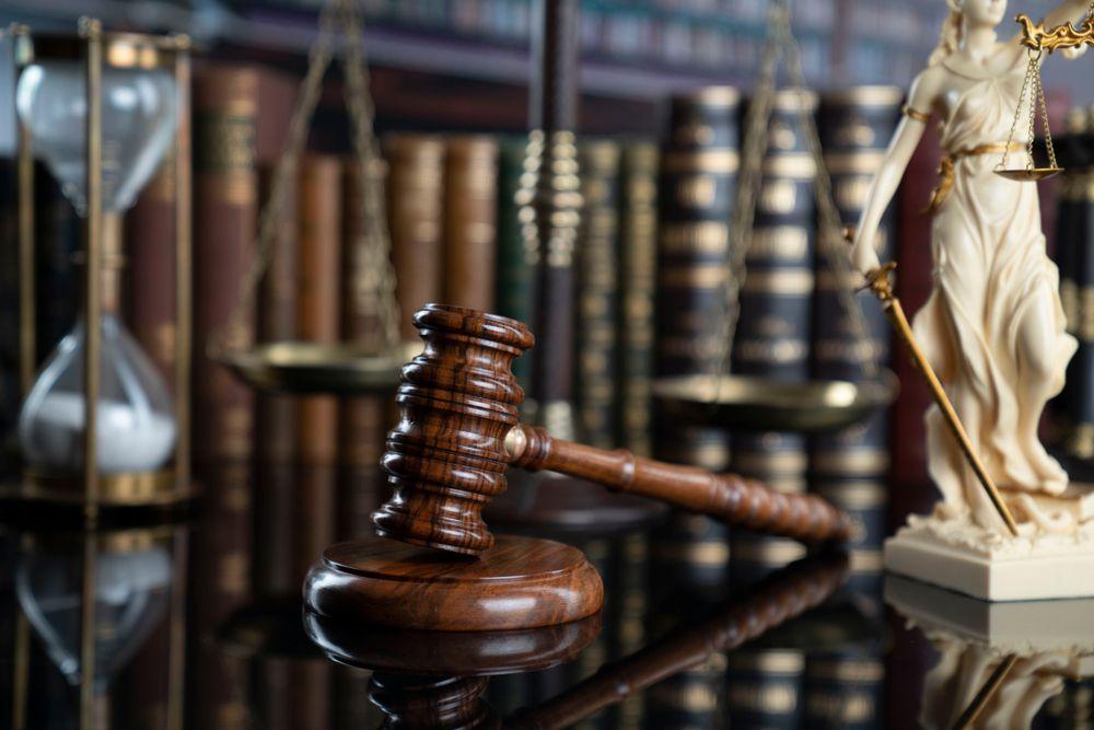 Regulation Courtroom Suing