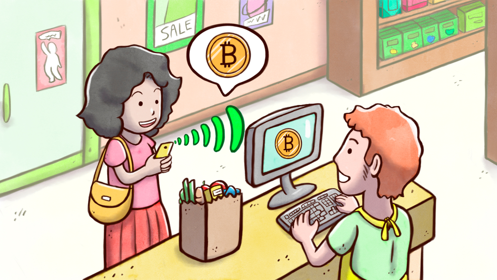 Cryptocurrency Grocery