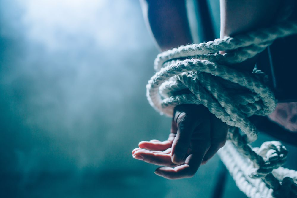 Kidnap Ransom Hostage