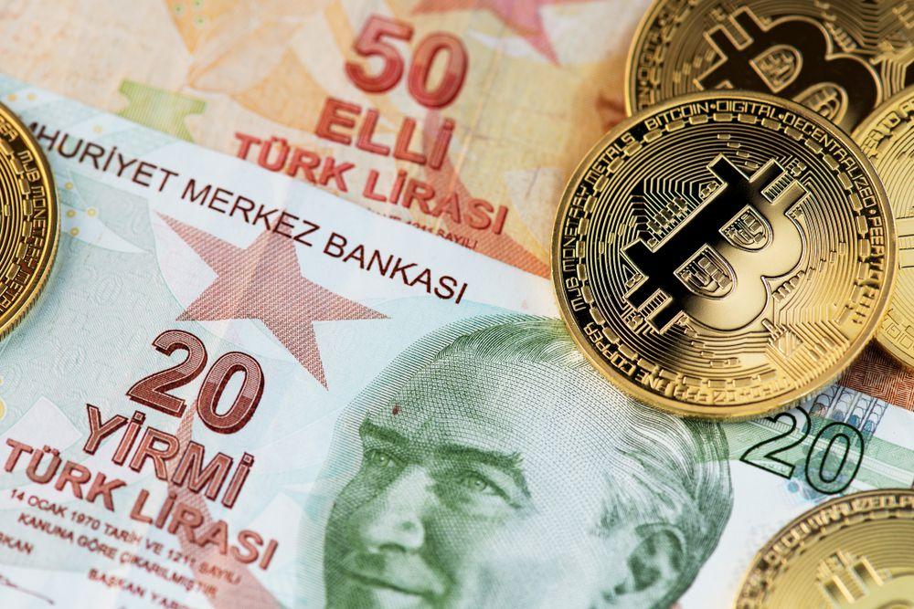 Turkey Lira Bitcoin Blockchain