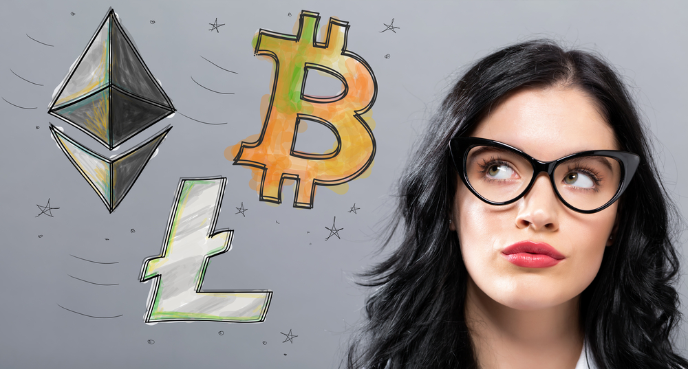 Women Cryptocurrency