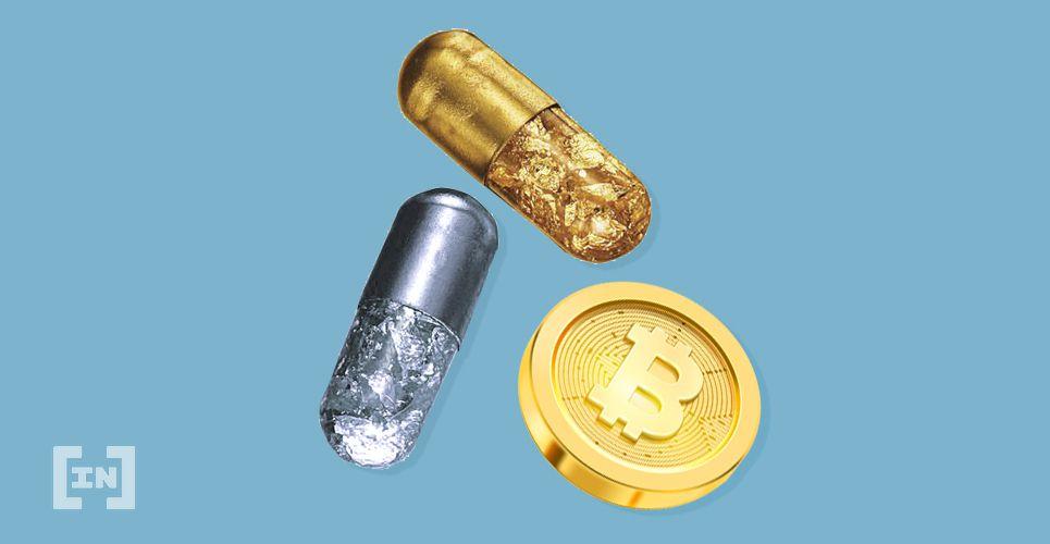 bitcoin gold silver