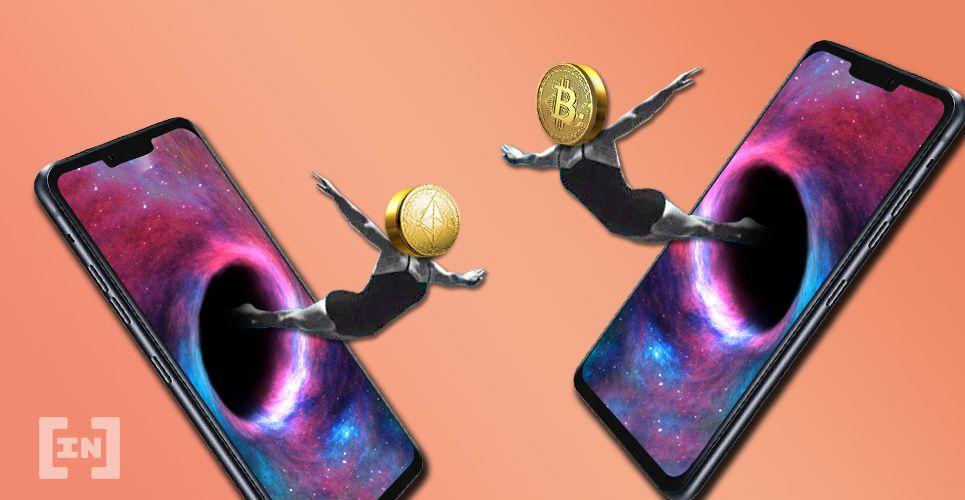 Cryptocurrency Exchange iOS