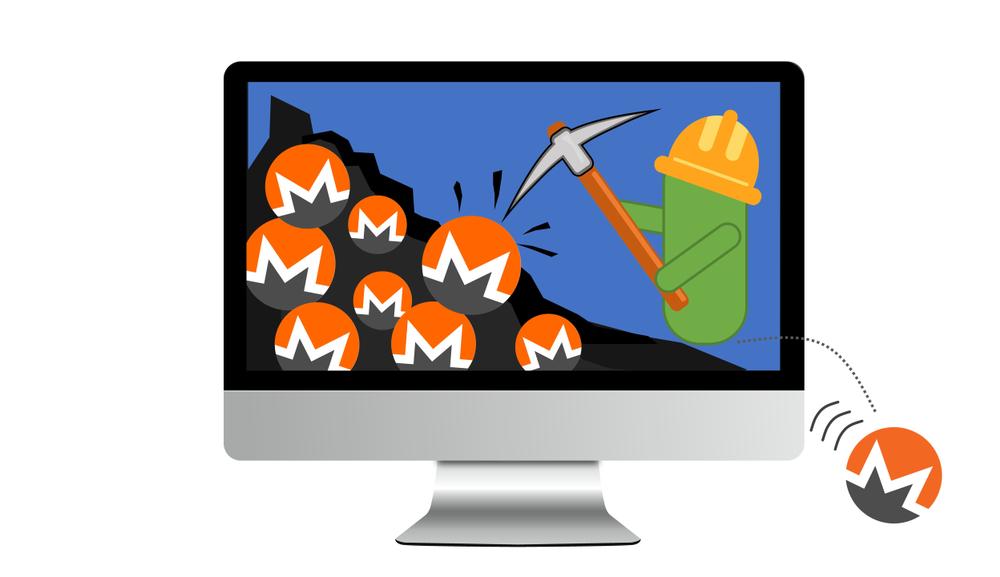 Cryptojacking Mining Monero