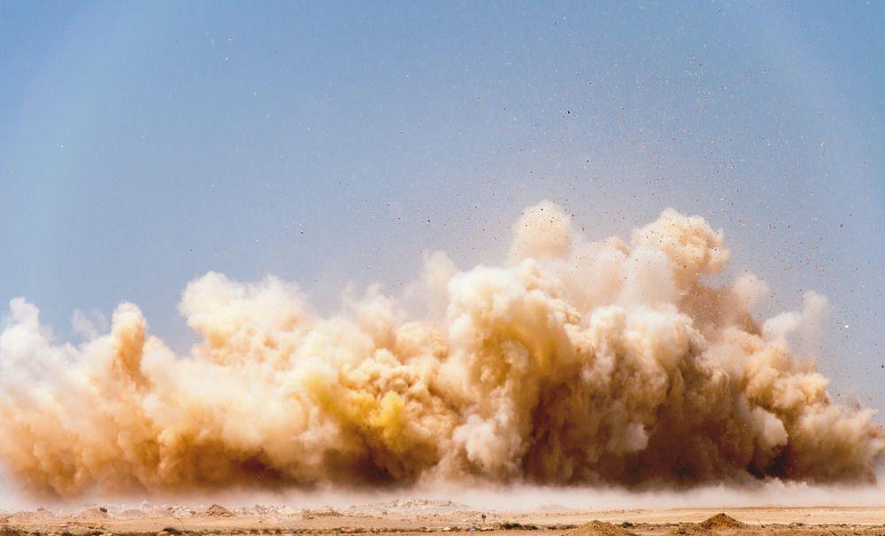 Dust Dusting