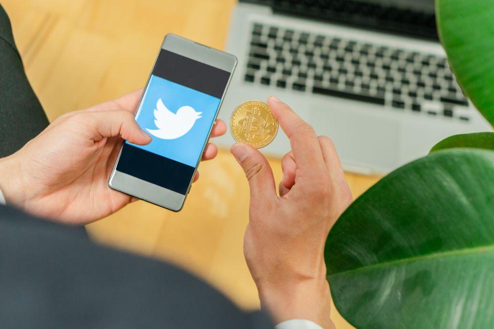 Twitter Bitcoin BTC