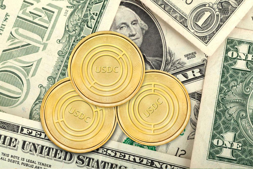 USDC Coinbase Binance