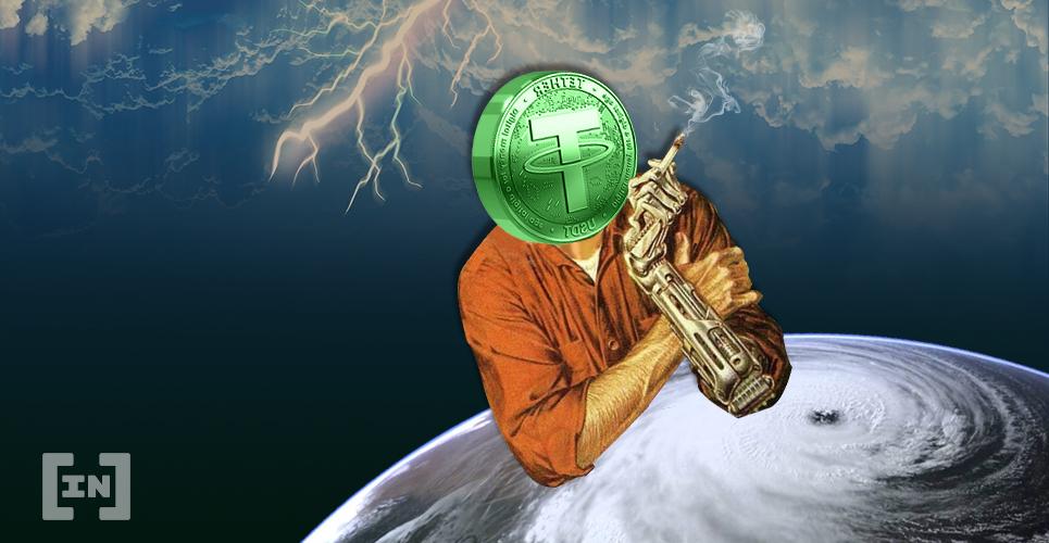 Tether USDT Hurricane