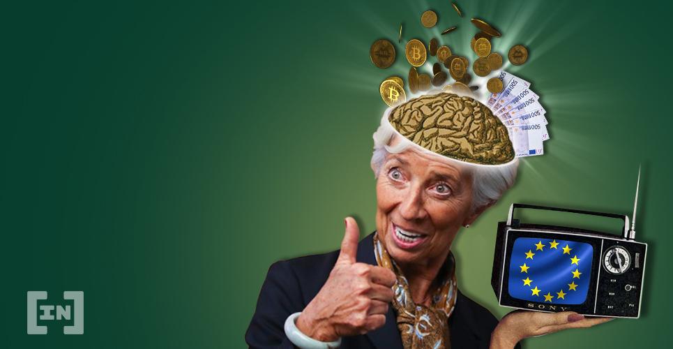 Christine Lagarde Europe EU