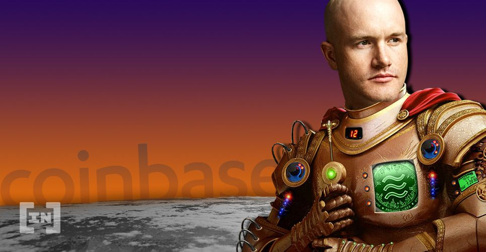 Brain Armstrong Coinbase Libra