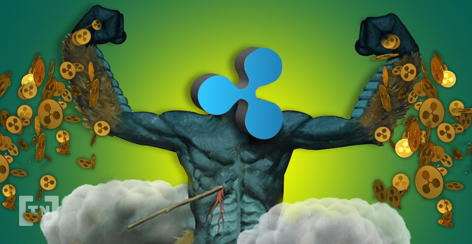 XRP Awakens From Slumber to Rise Over 100% in the Past Week