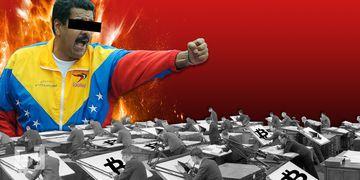 Venezuela Bitcoin Ether