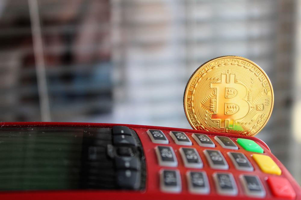 Bitcoin BTC Point Of Sales