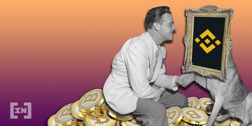 Binance BTC SegWit Bitcoin