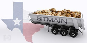 Bitmain Bitcoin BTC Texas