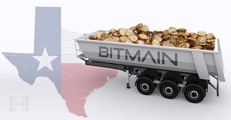 Bitmain Bitcoin BTC Texas