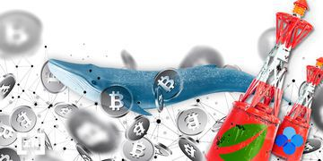 Bitcoin BTC OKEx Bitfinex Whale