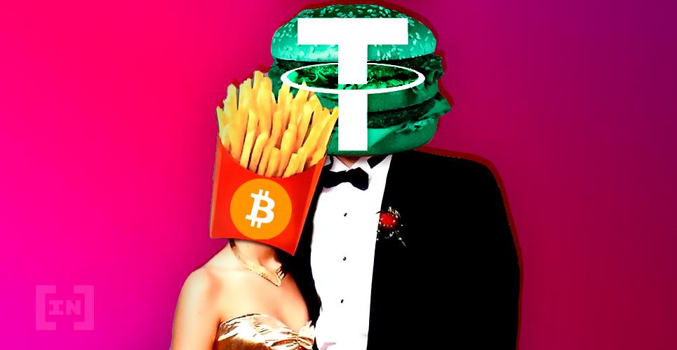 Bitcoin BTC Tether USDT