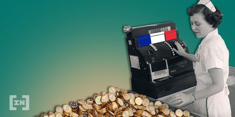 France Shop Bitcoin BTC