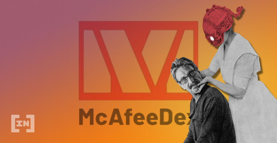Mcafee Attack DEX