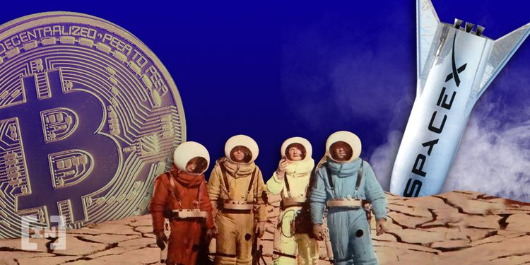 Bitcoin SpaceX