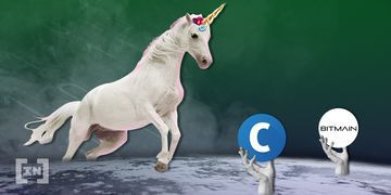 Coinbase Bitmain Unicorn