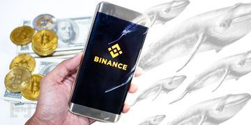 Binance Whale Bitcoin BTC