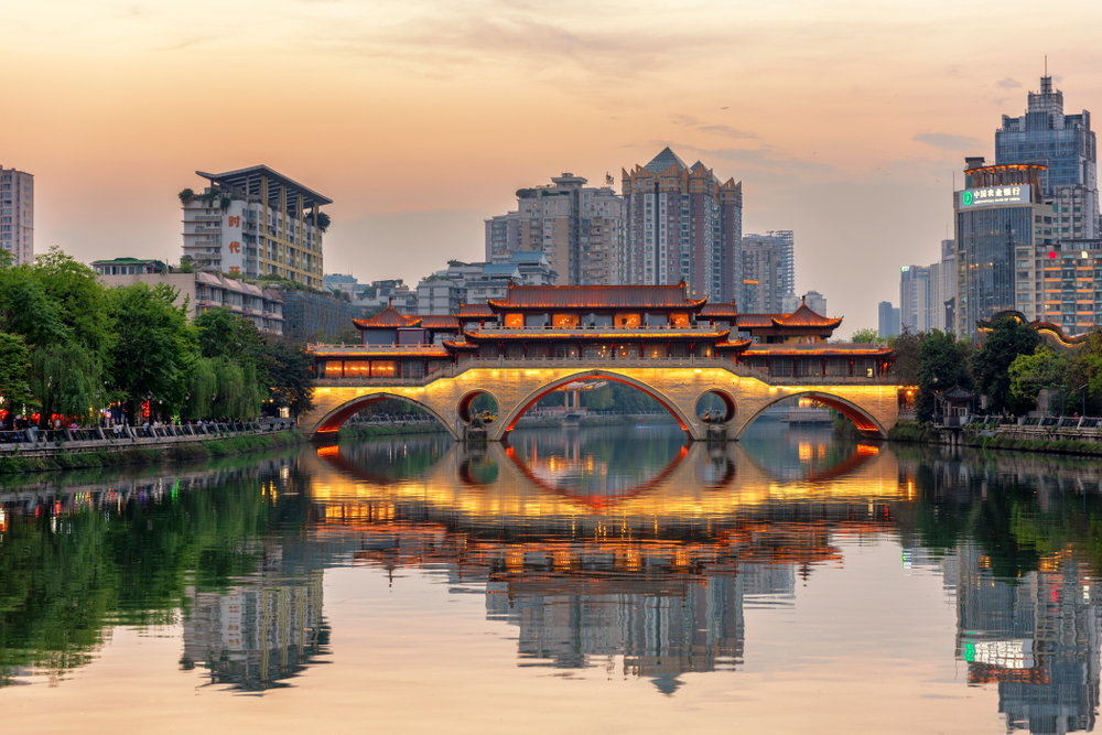 Chengdu, Sichuan / China