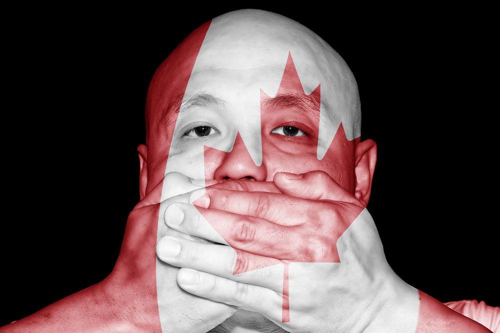 canada censorship
