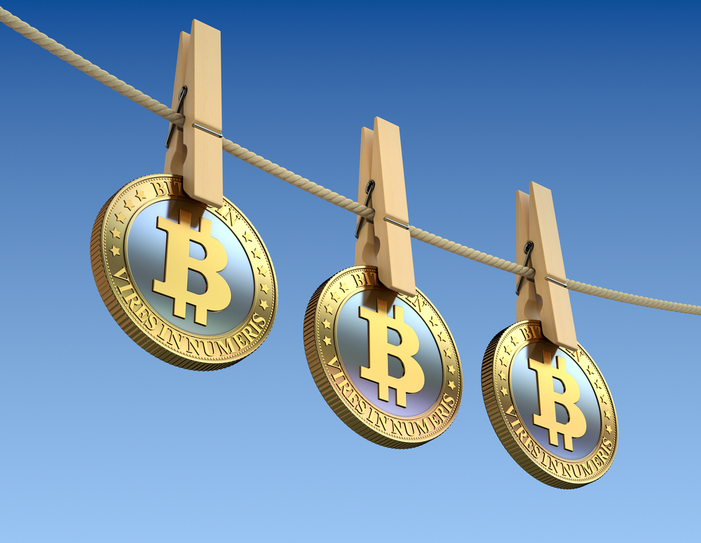 Bitcoin BTC Laundering