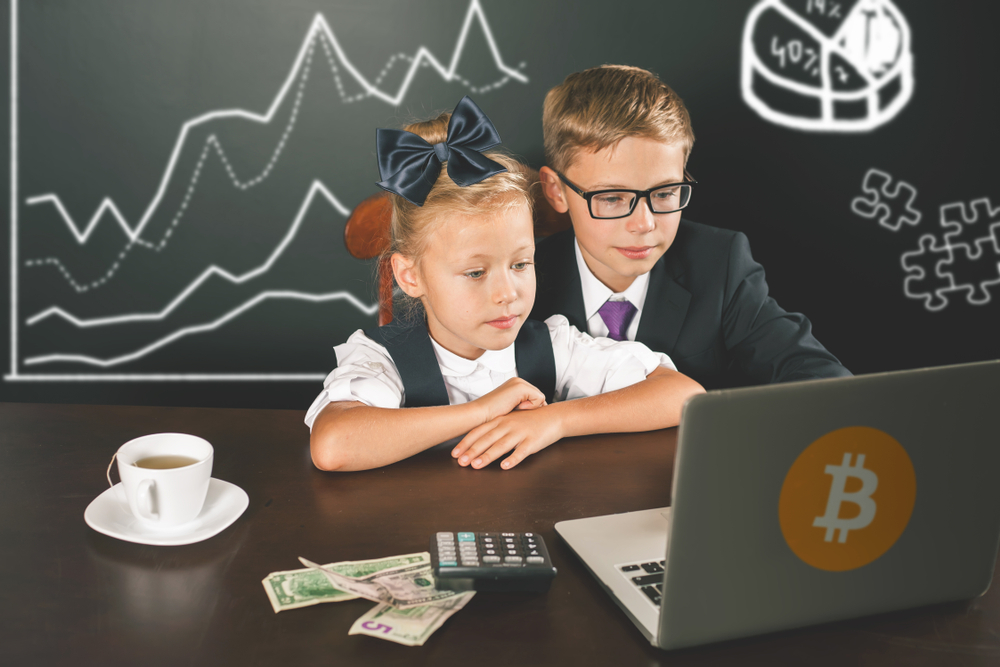 Bitcoin Education Kids