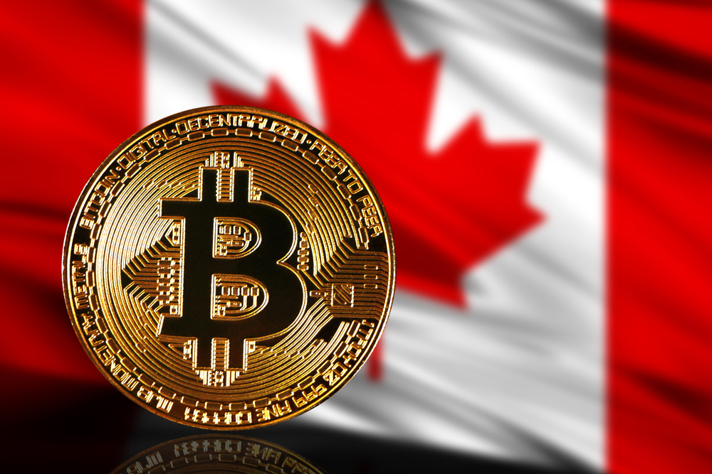Canada Bitcoin BTC