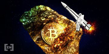 Asteroid Bitcoin BTC Gold