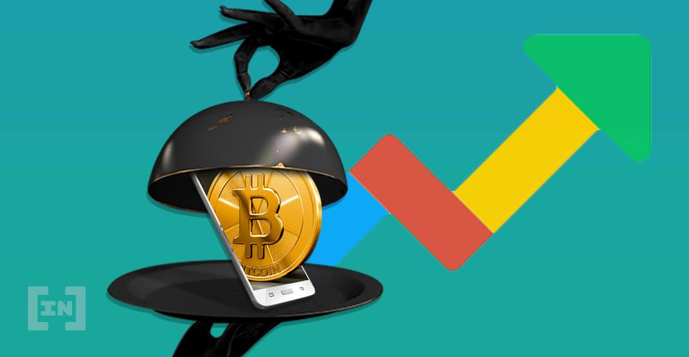 Africa Google Trends Bitcoin