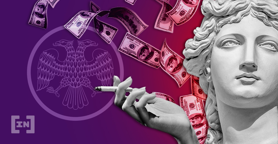 Bank Russia Money Stablecoin
