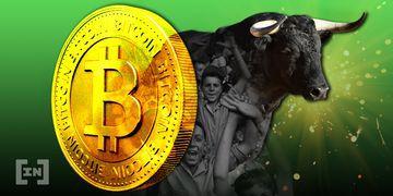 Mining Bitcoin BTC Bull