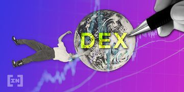 Decentralized Exchange DEX Growth