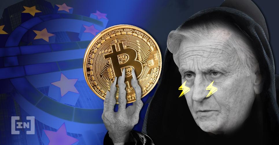 ECB Bitcoin BTC
