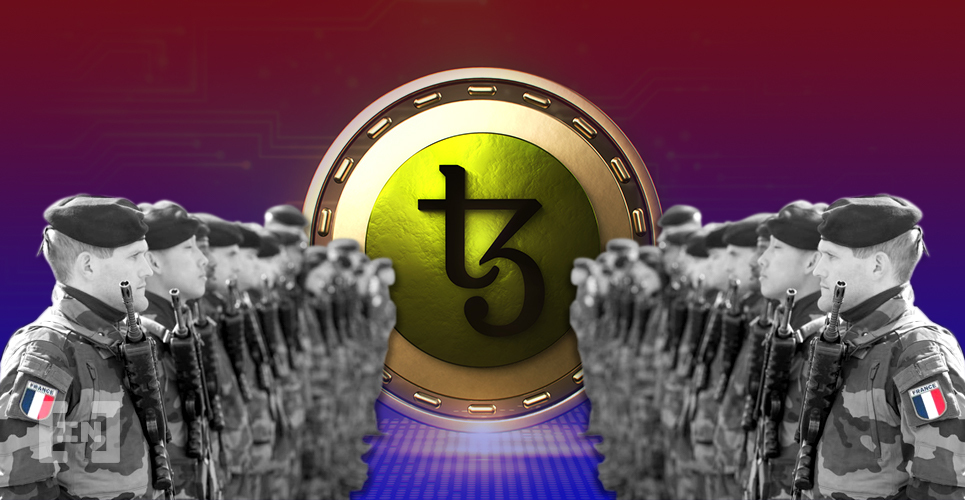 "tezos france ""width ="" 965 ""height ="" 500 ""srcset ="" https://s32659.pcdn.co/wp-content/uploads/2019/11/bic_france_army_tezos.jpg.optimal.jpg 965w, https: // s32659 .pcdn.co / wp-content / uploads / 2019/11 / bic_france_army_tezos-768x398.jpg.optimal.jpg 768w, https://s32659.pcdn.co/wp-content/uploads/2019/11/bic_france_army_tezos-750950 jpg.optimal.jpg 750w ""size ="" (max-width: 965px) 100vw, 965px"