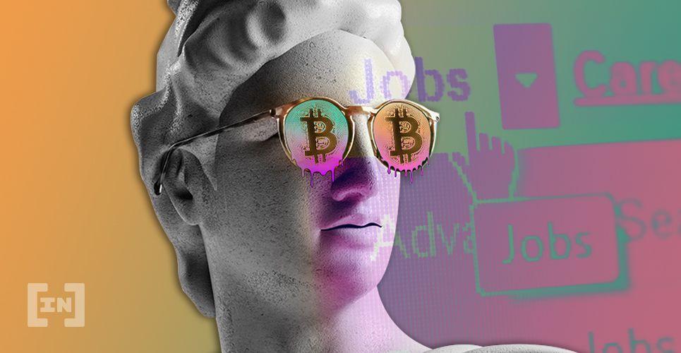crypto jobs blockchain development