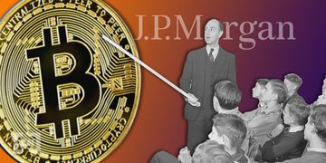JP Morgan BTC Recession