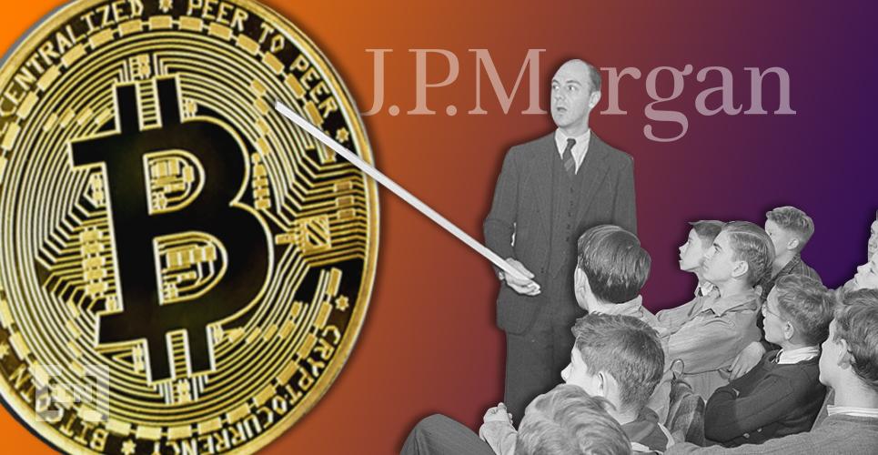 JP Morgan BTC Recession