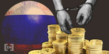 Russia Crime BTC Cryptocurrency