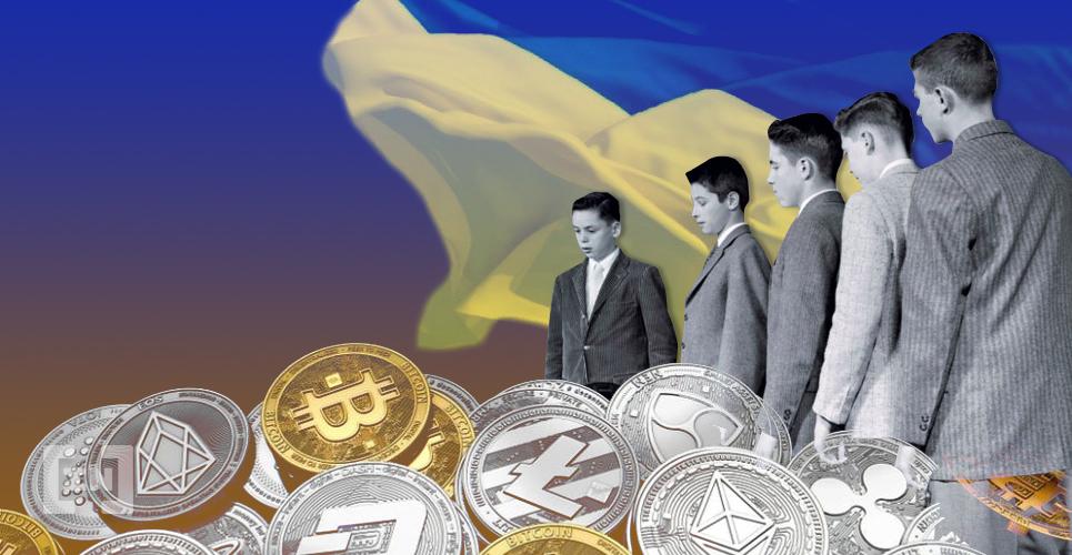 Ukraine Crypto