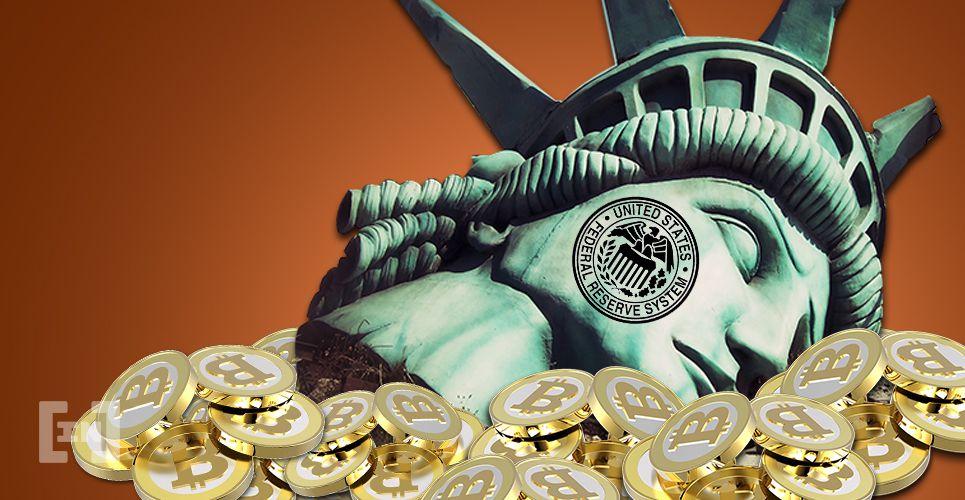 Federal Reserve Crypto Job BTC